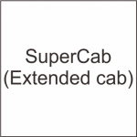 SuperCab (Extended Cab)