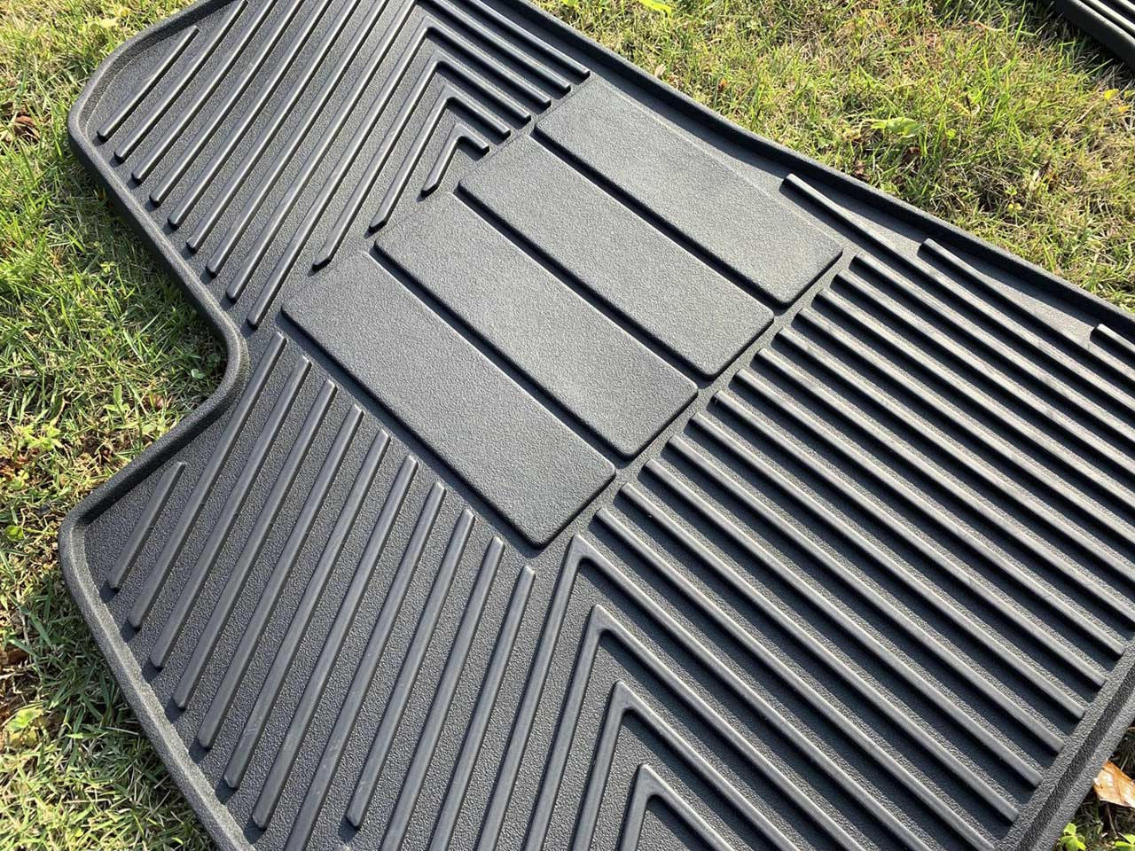 BMW custom floor mats