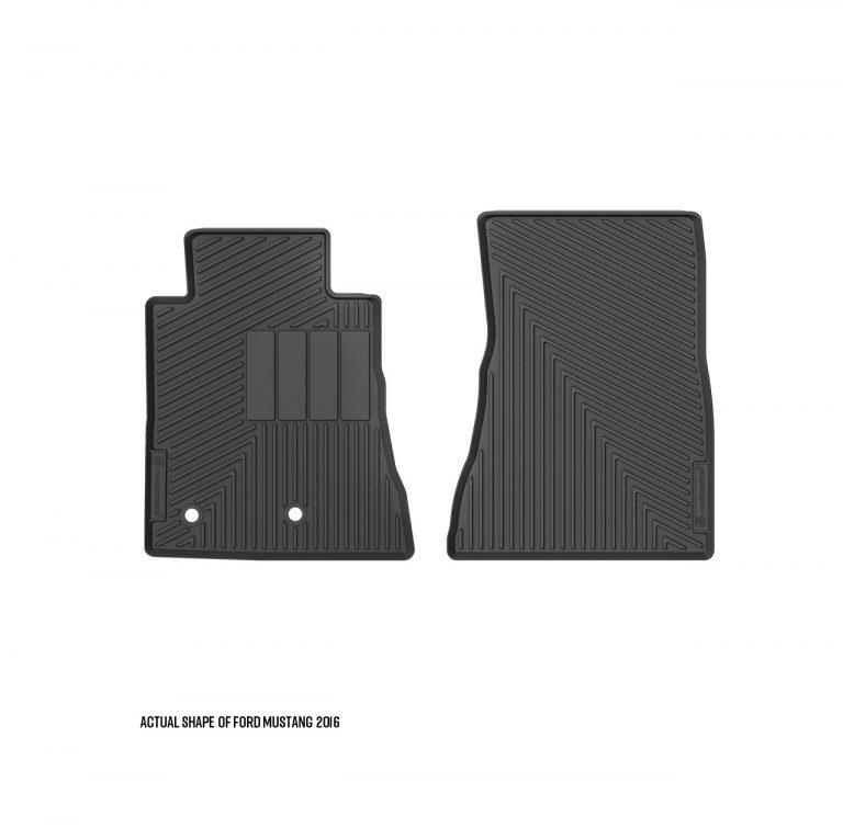 Ford Mustang 2016 floor mats