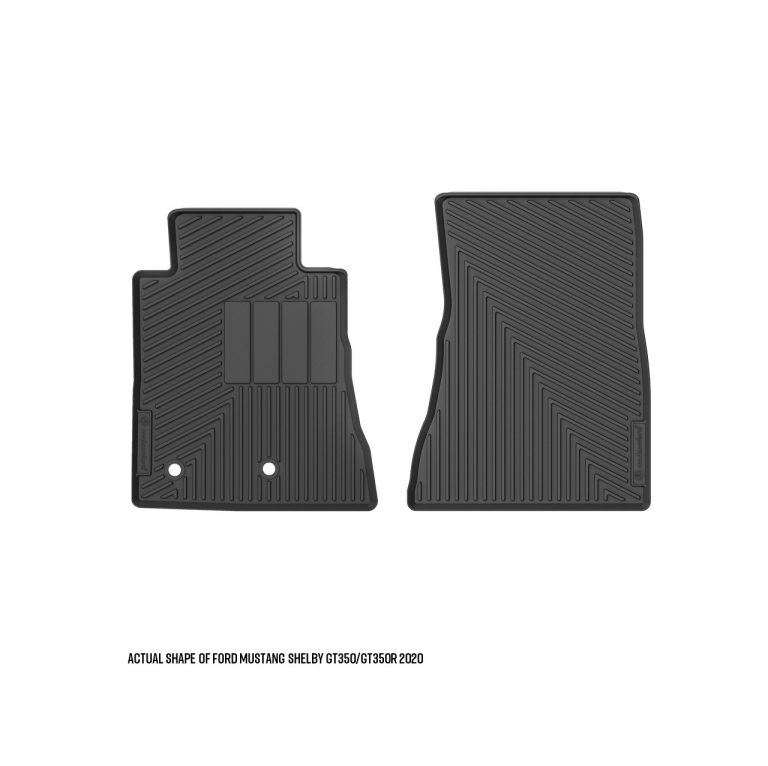 Ford Mustang Shelby GT350/GT350R 2020 floor mats