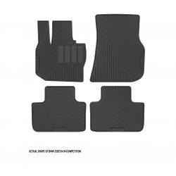 BMW 2020 X4 M Competition floor mats