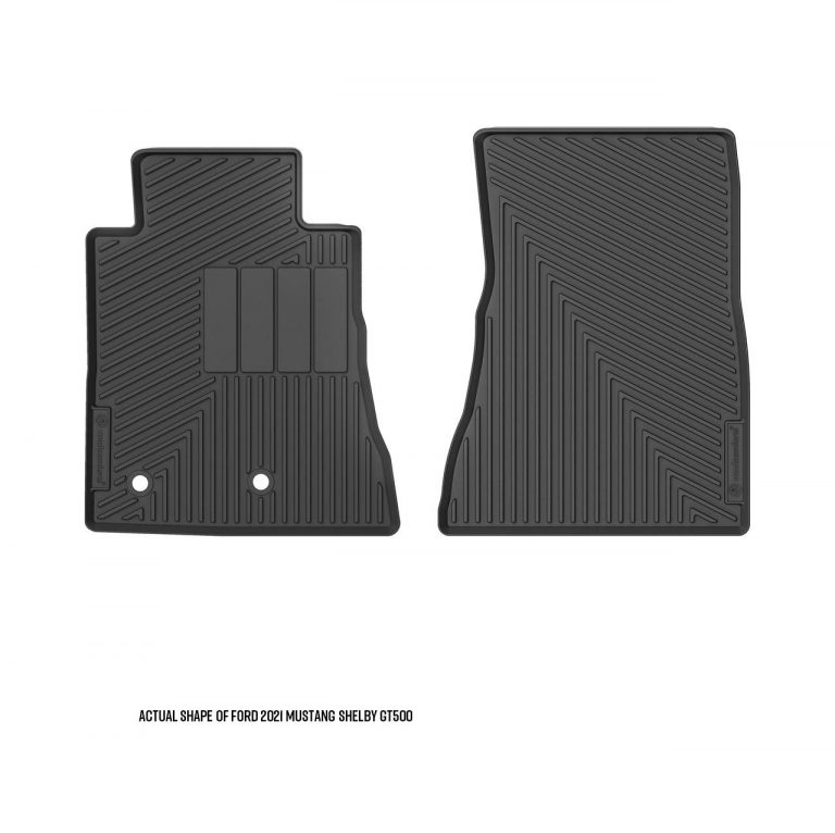 Ford 2021 Mustang Shelby GT500 floor mats